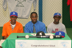 AJ Rittman and Mike Faulkner Joining Elliot on Signing Day