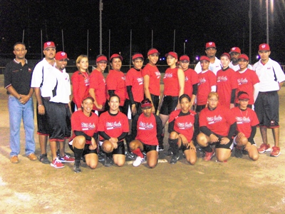 WILD CRABS GIRLS 2006