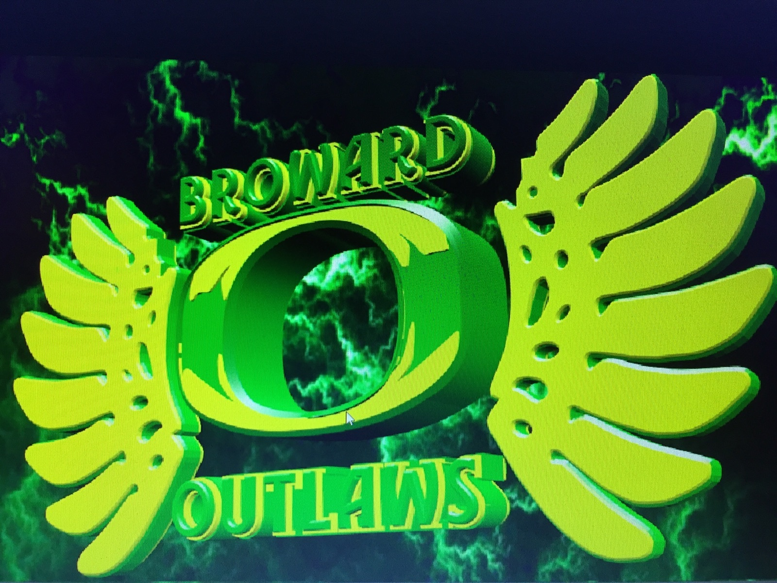 Broward Outlaws Football Respect All Fear None Home