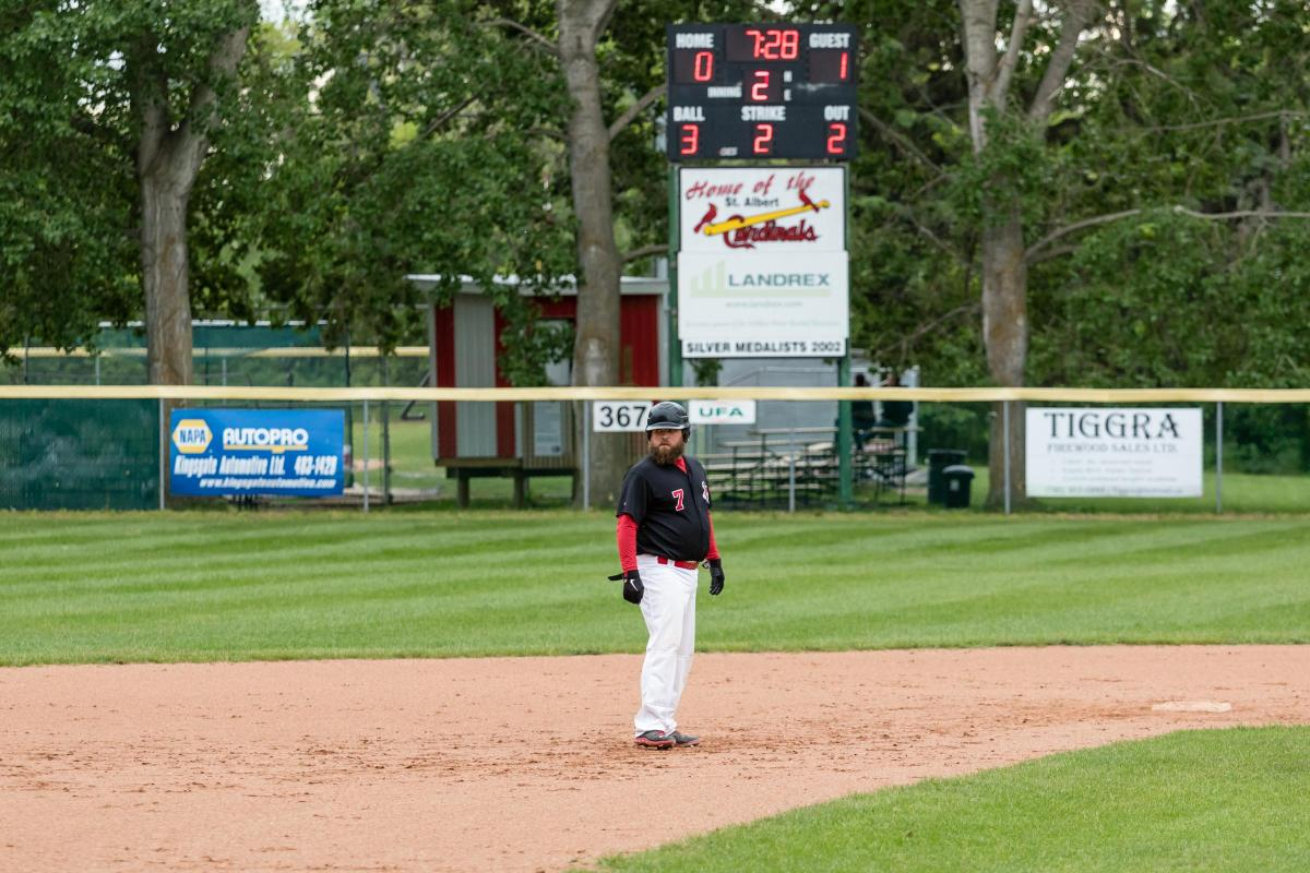 A Disappointing Loss In St Albert For Axemen