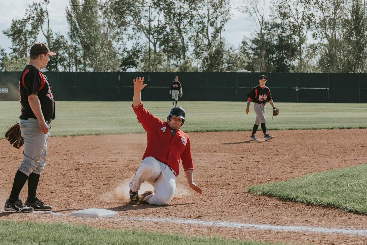 AXEMEN SWEPT IN FATHERS DAY DOUBLEHEADER