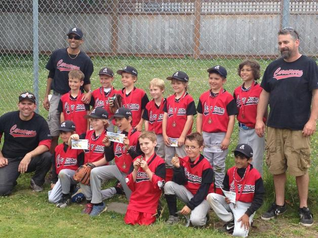 Carnarvon Cubs Win Tadpole Fun Tourney!