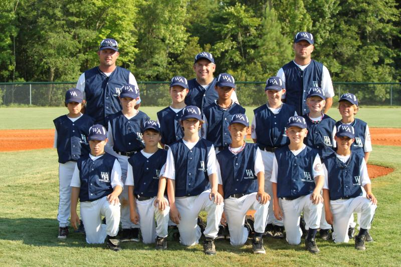 10U Allstars 2010.  Finished 3rd in SE Regionals.