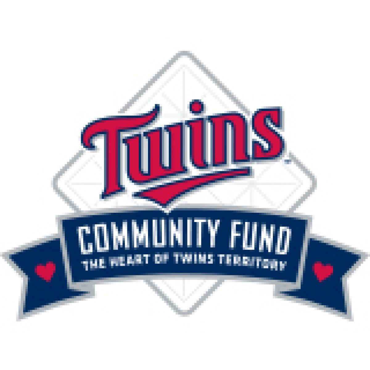 Twins Community Fund - Awards City of Cologne and Cologne Baseball Association $10,000 grant