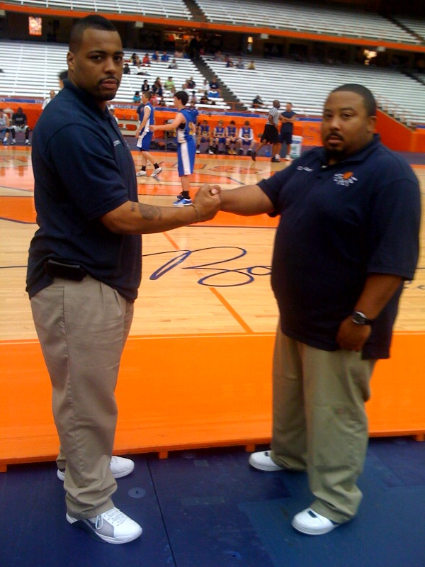 COACH ANTHONY AND COACH AARON