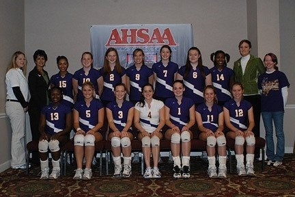 Team photo at State
