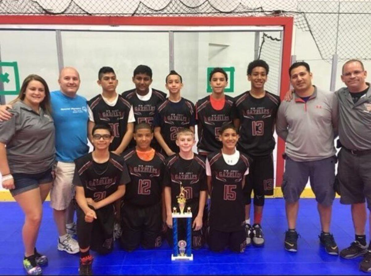 Boys 7th & 8th Tournament Champions - Ocean City