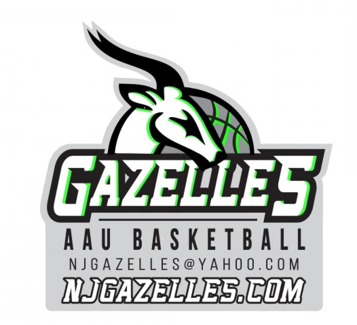 UPDATE! - NJ Gazelles - Girls Tryouts - 2018 - 02/25/18