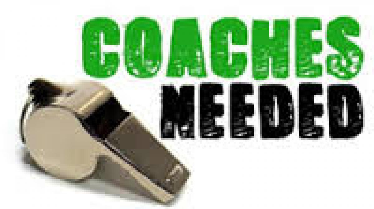 Football Coaches Needed