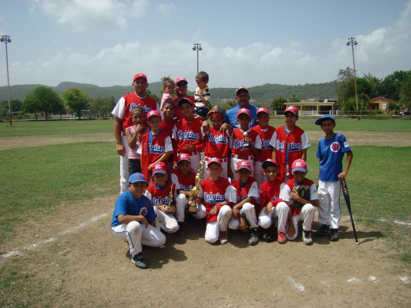 Nativos y Cubs 10 under