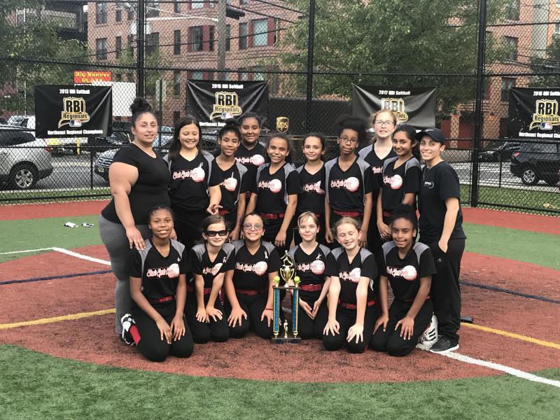 Hoboken RBI softball - Home