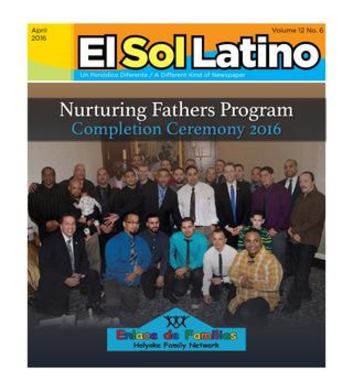 EL SOL LATINO (Edicion April, 2016)