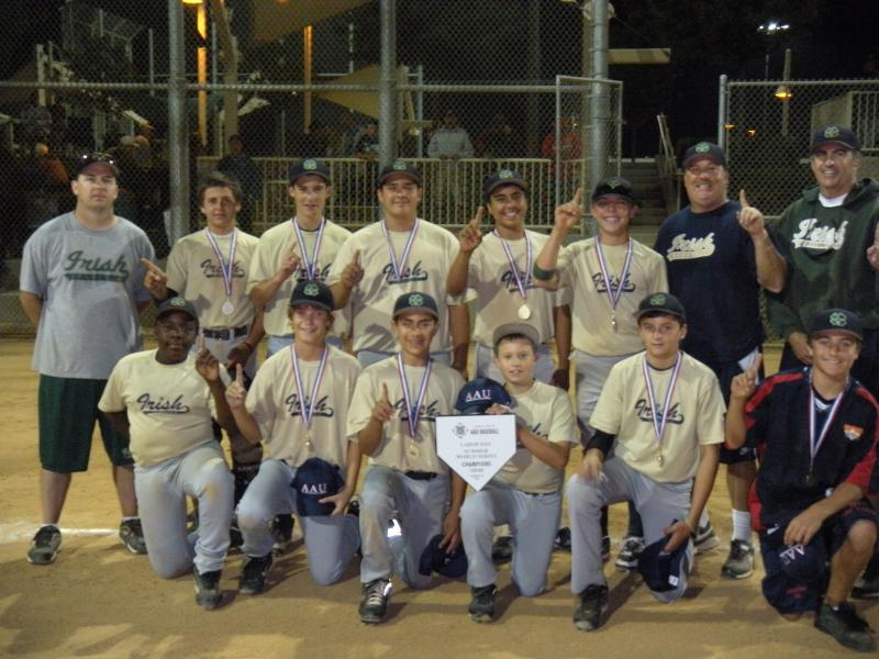 2nd Championship, Beating Carlsbad Raptors