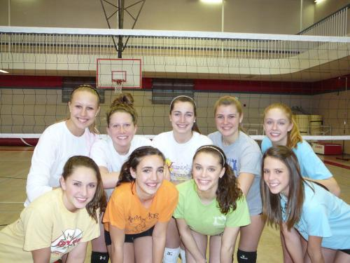 hot tamales 15 open 2010 volleyball home
