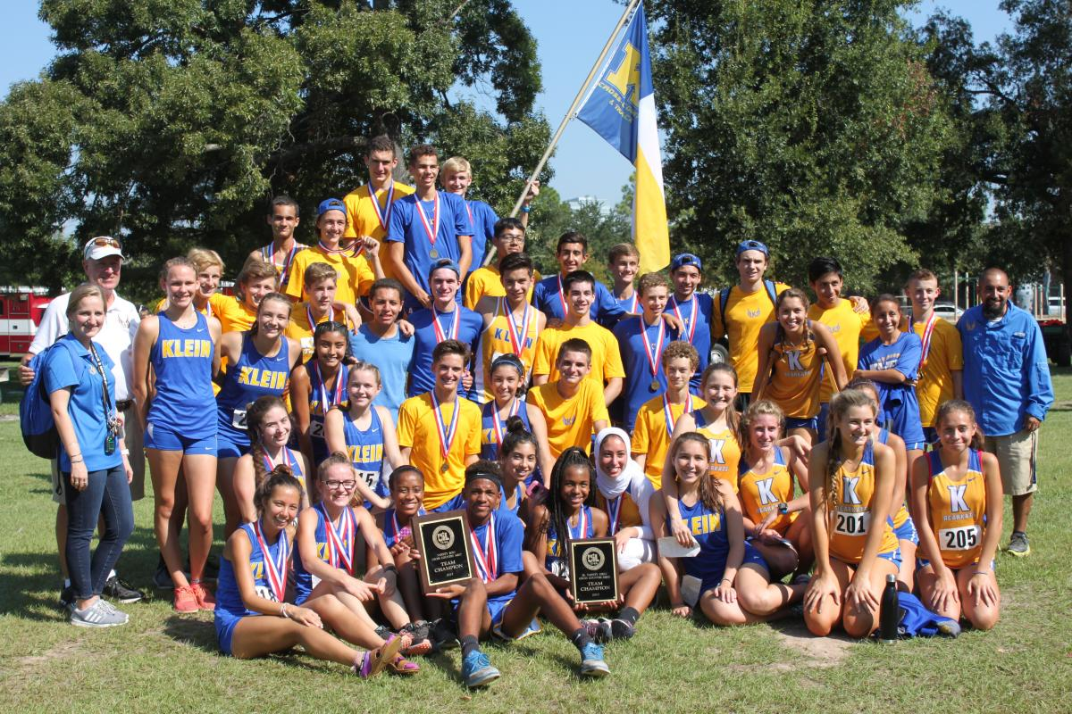 Varsity Boys District 15-6A Champions! Varsity Boys & Girls Regional Qualifiers! JV Girls & Freshmen Boys District Champs!