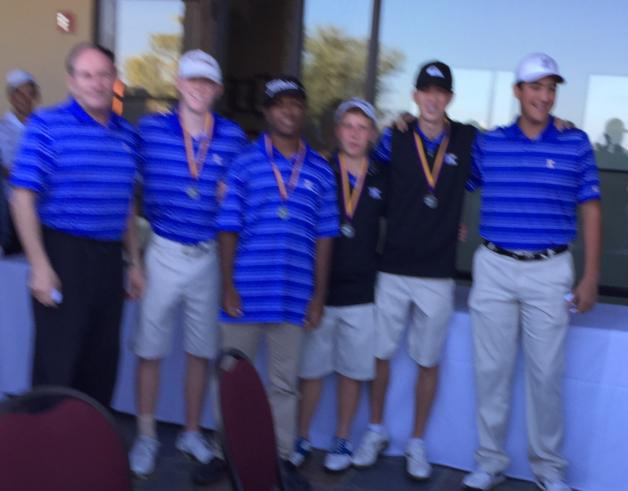 BearKats--2nd Place Team