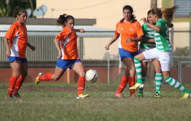 Arranca la Liga Superior Femenina