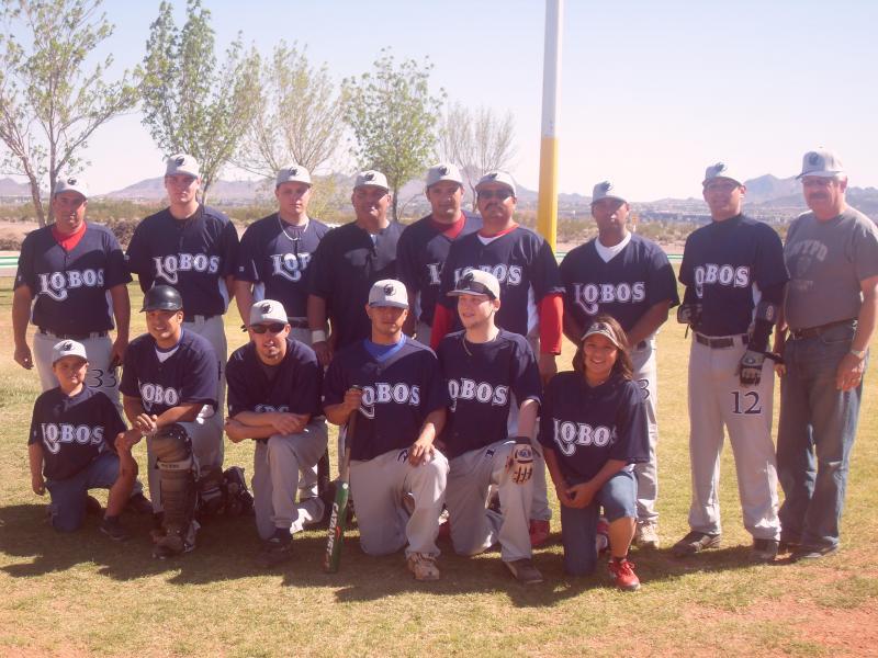 loading:  Lobos team photo