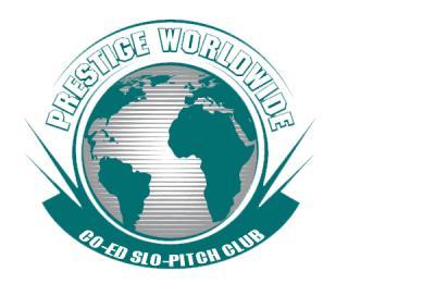 PRESTIGE WORLDWIDE softball HOME