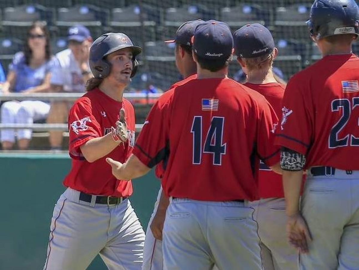 Mustangs rally for super-regional sweep