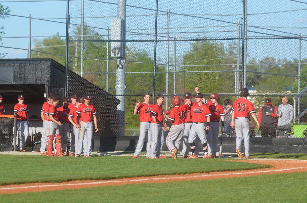 Nadai Delivers Four Hits To DuPont Manual Crimsons Varsity Victory Over Ryle