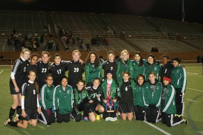 Mayde Creek High School Girls Soccer Home