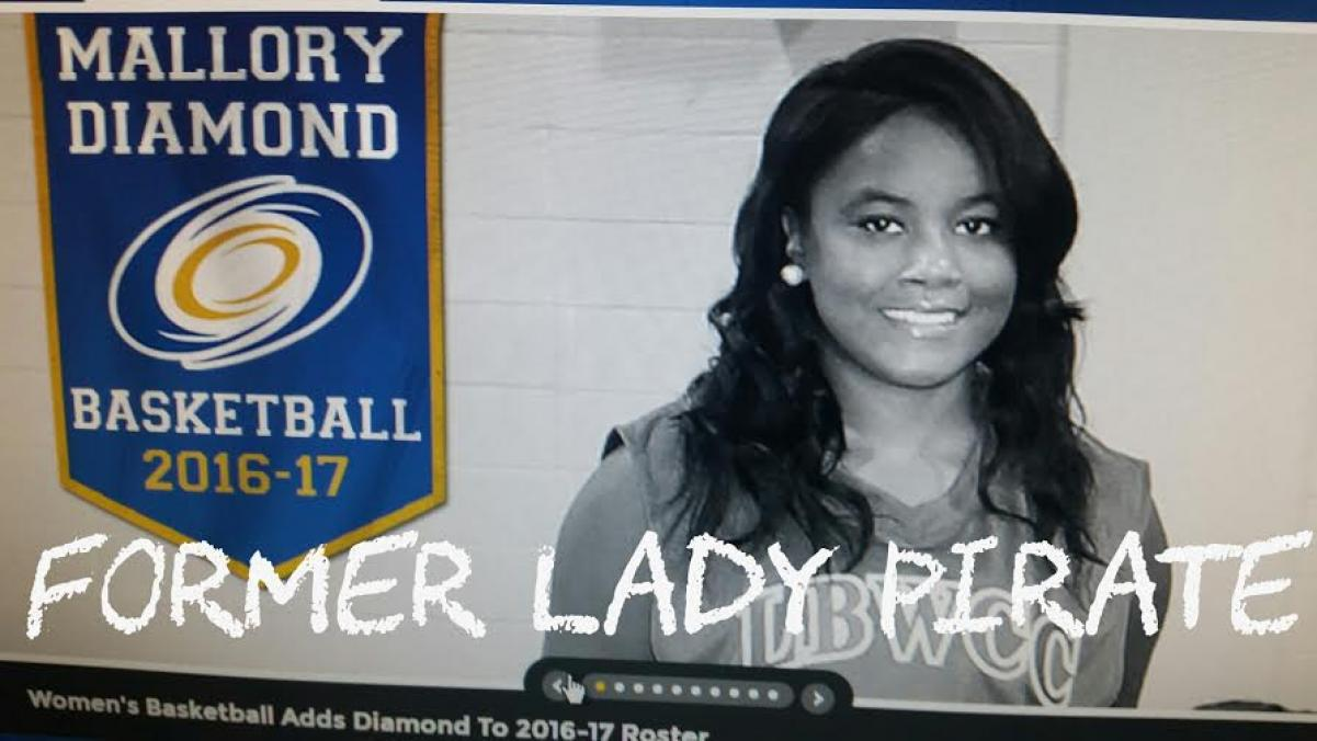 GSW Women's Basketball Adds Diamond To Roster 2016-17
