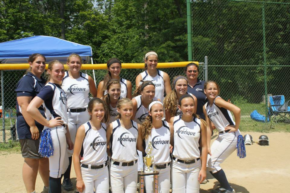 14U ASA National Qualifier Champions - Cincinnati, OH