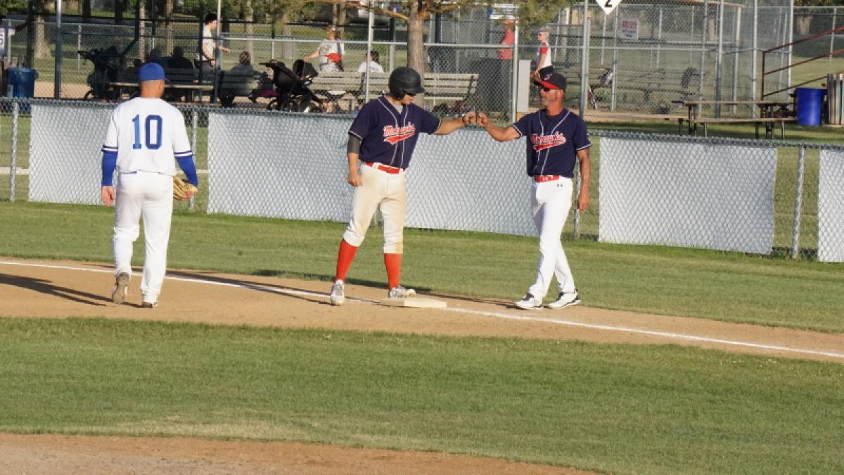 Mohawks Wrap Up Regular Season in Altona