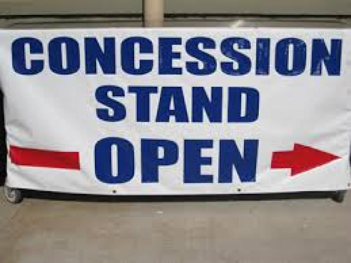 Concession Open