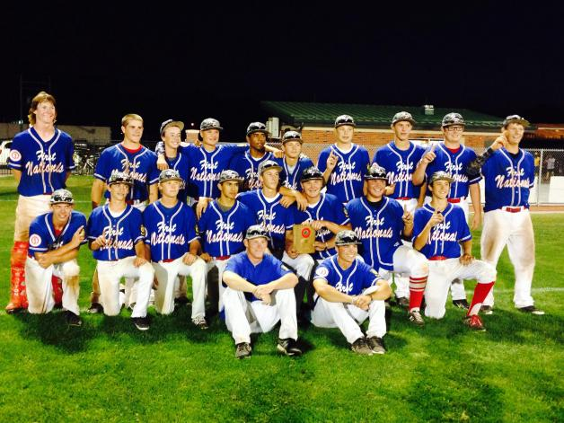 Junior A-7 District Champions