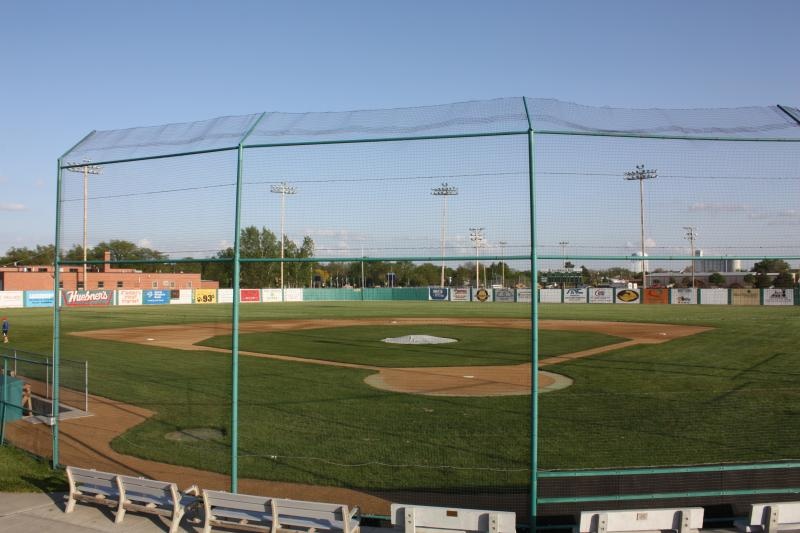 North Platte First Nationals Baseball Home