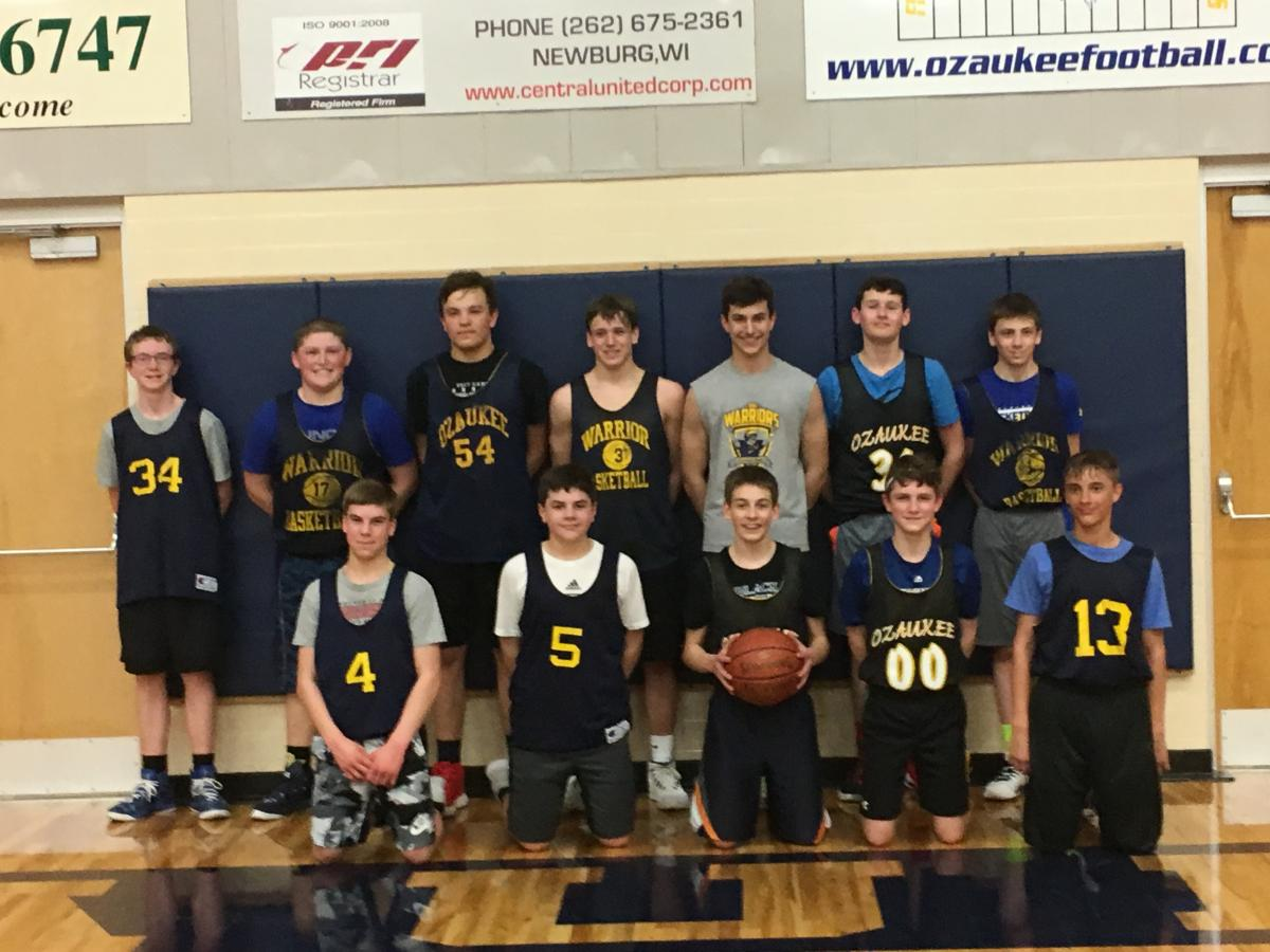 8th Grade Ozaukee Warriors are Headed to State!!