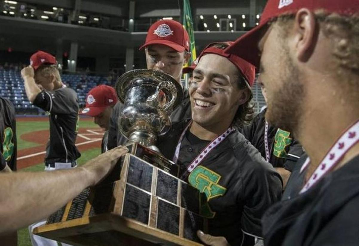 Saskatchewan win first Baseball Canada Cup since 1994