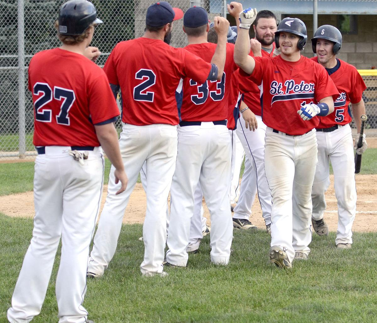 Saints Power Past Braves 10-3 To Make State For 4th Straight Year