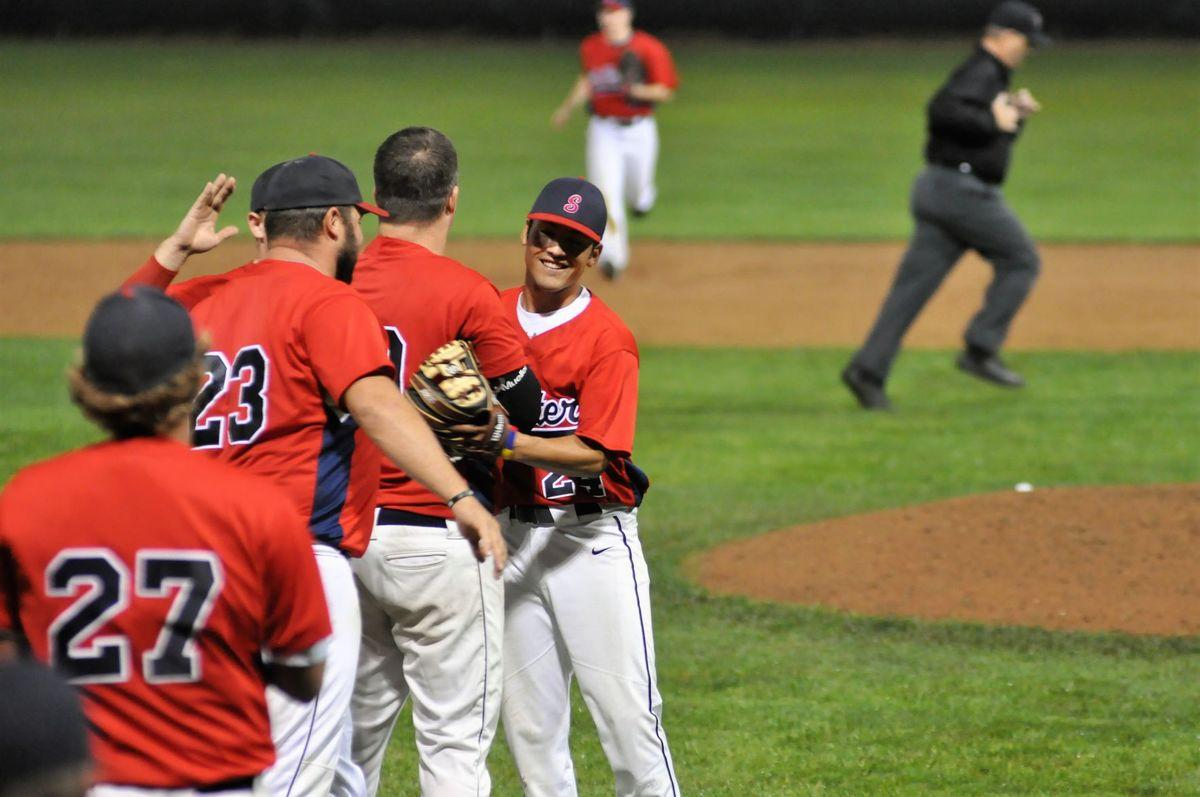 Saints Top Hutchinson 6-1, Move On In Class C State Baseball