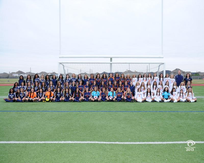 Seven Lakes Soccer Program