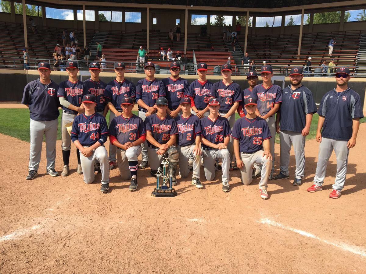 Twins Win 2017 Kamloops Tournament!
