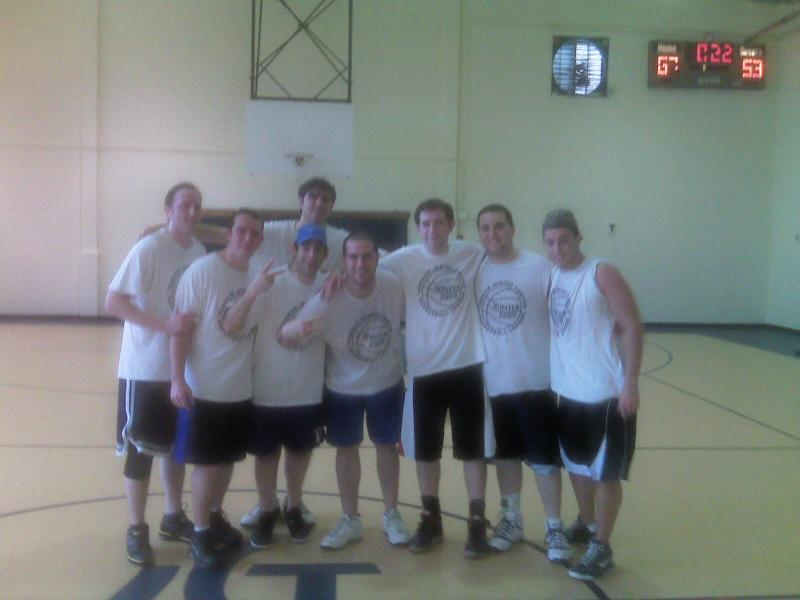 Winter 2009 Champions: Wolk, Faber, Gottlieb, Rosenbaum, Rubin, Singfer, Smilow, Block