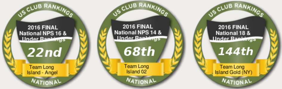 Team Long Island Softball Gold