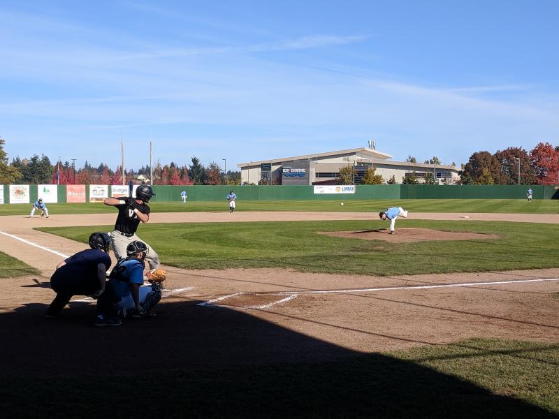 Vancouver Island University Mariners Baseball - Player