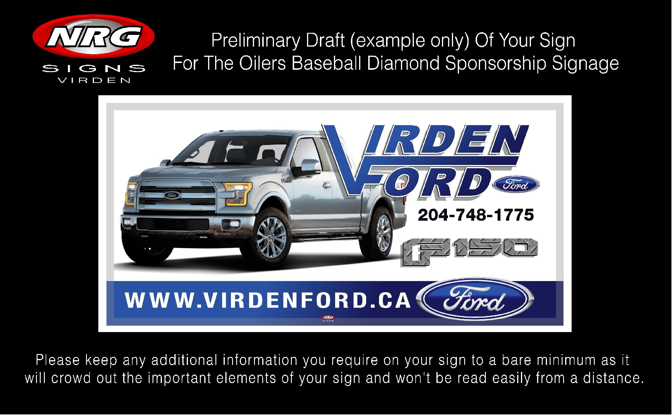 how to get sponsors for baseball team