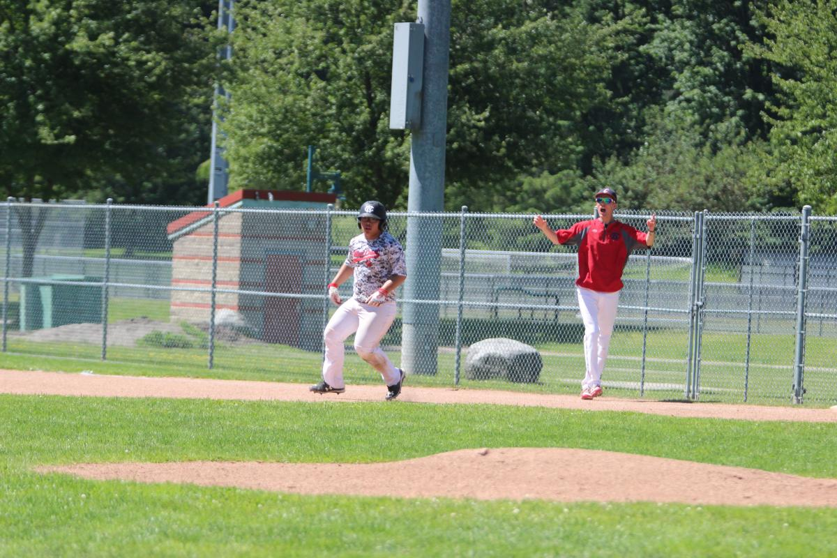 Cardinals Fail To Convert On Their Prime Opportunities At The Plate as Chilliwack Shuts Out West Coast in Day 1 of Baseball BC's 15U AAA Qualifier