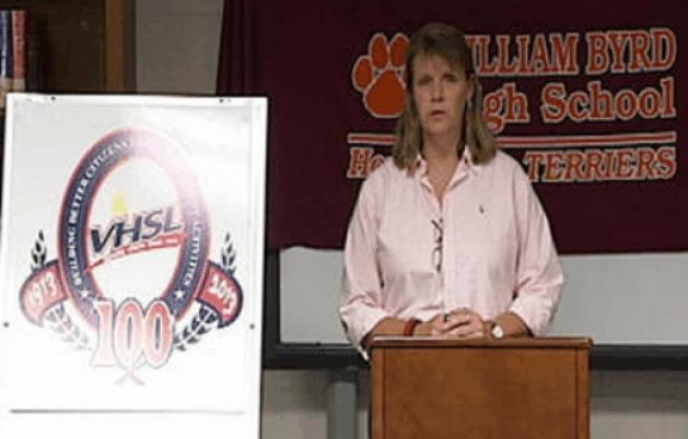 William Byrd's Hungate wins VHSL logo design competition